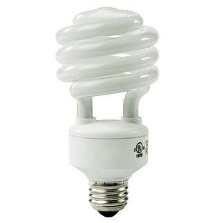 23 Watt - CFL - 100 W Equal - 3500K Halogen White