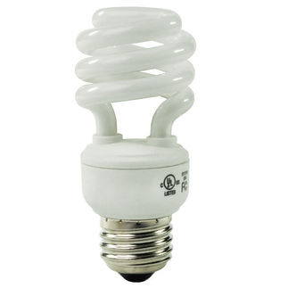 26 Watt - CFL - 100 W Equal - 3500K Halogen White