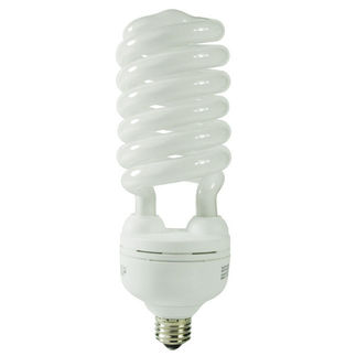 85 Watt - CFL - 400 W Equal - 4100K Cool White
