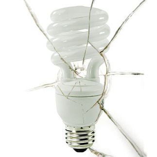 Shatter Resistant - 23 Watt - CFL - 100 W Equal - 2700K Warm White