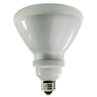 20 Watt - R40 CFL - 75 W Equal - 2700K Warm White - 80 CRI - 46 Lumens per Watt - 15 Month Warranty - Energy Miser FC20R4027