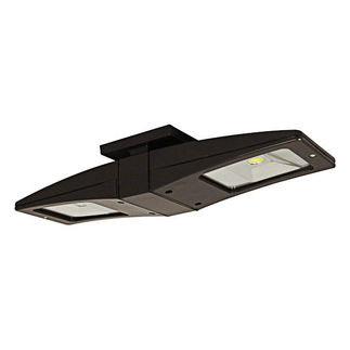RAB CLED2X13 - 26 Watt - Dual LED - Flush Mount Ceiling Light Fixture - 120/208/240/277 Volt