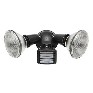 300 Watt Motion Activated Security Light, PAR38 Lamps