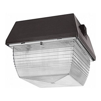 RAB VAN3HH70QT - 70 Watt - Pulse Start - Metal Halide - Vandal Resistant Garage Lighter - 120/208/240/277 Volt