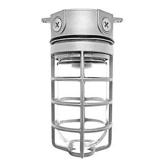 RAB VX100DG - 150 Watt - Vaporproof Ceiling Light Fixture - 120 Volt