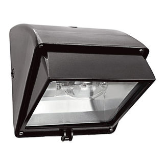 RAB WP1CH70 - 70 Watt - Pulse Start - Metal Halide - Cutoff Wall Pack - 120 Volt