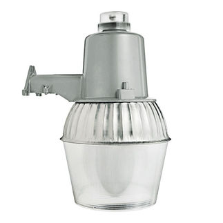 RAB YLH100 - 100 Watt - Pulse Start - Metal Halide - Dusk-to-Dawn Security Light - 120 Volt