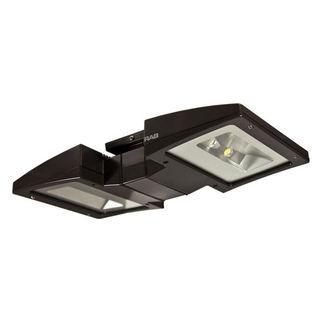 RAB CLED2X26 - 52 Watt - Dual LED - Flush Mount Ceiling Fixture - 120/208/240/277 Volt