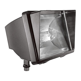 RAB FF150 - 150 Watt - High Pressure Sodium - Flood Light Fixture - 120 Volt