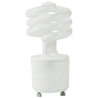 Shop for Dimmable 18W GU24 Base Compact Fluorescent Light Bulb at 1000Bulbs.com