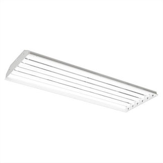 RAB RB6T5 - Damp Location Fluorescent High Bay - 6 Lamp - F54T5/HO - 120/208/240/277 Volt