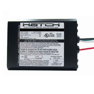 Shop for Hatch MC150-1F-120P Metal Halide Ballast