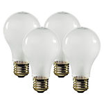 67 Watt - Frosted - A19 Light Bulb - 130 Volt - 750 Life Hours - Sylvania 11381 Standard Light Bulb