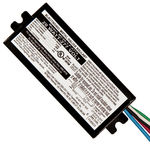 20 Watt - 277 Volt - Electronic Metal Halide Ballast - ANSI M156 - Side Leads With Mounting Feet - Hatch MC20-1F-277X