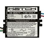 Hatch MC39-1-F-120U Metal Halide Ballast