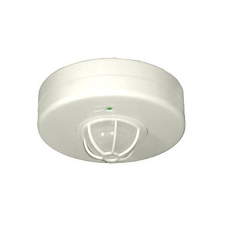 RAB LOS2500/277 - 360° Ceiling Mount Occupancy Sensor - For Incandescent and Fluorescent Loads - 277 Volt