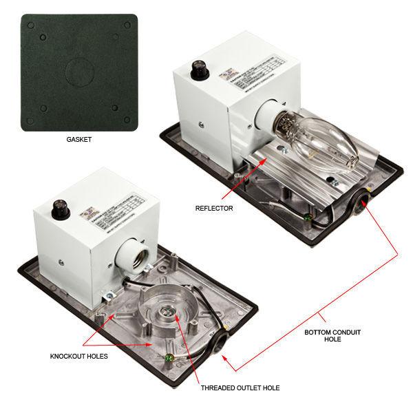 Plt Tl101-hps-70-120 - 70 Watt