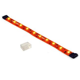12 in. Section - 24 Volt LED Tape Light - Red