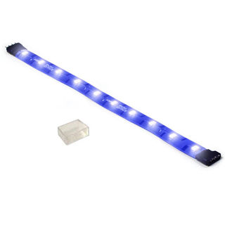 12 in. Section - 24 Volt High Output LED Tape Light - Blue