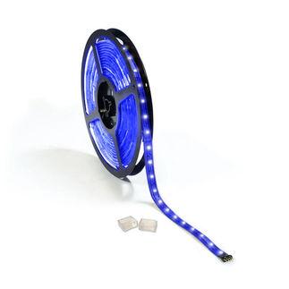 16 ft. Spool - 24 Volt High Output LED Tape Light - Blue