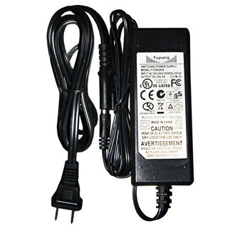 48 Watt - 24 Volt - Desktop LED Driver for 24 Volt LED Tape Light