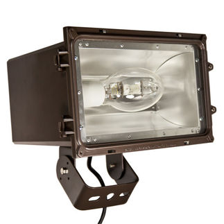 250 Watt - Metal Halide - Flood Light Fixture - 120/208/240/277 Volt - PLT TL203-MH-250-MT