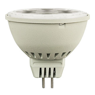LEDnovation EnhanceLite - 5 Watt - Dimmable LED - MR16 - 3000K Warm White - 5380 Candlepower - 35 Watt Equal - 12 Volt