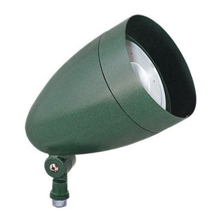 RAB HBLED13DCVG - 13 Watt - LED - Landscape Lighting - Flood Light Fixture - 12/24 VDC - Verde Finish