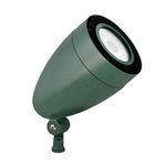 RAB HSLED13NVG - 13 Watt - LED - Landscape Lighting - Spot Light Fixture - 120/208/240/277 Volt - Verde Finish