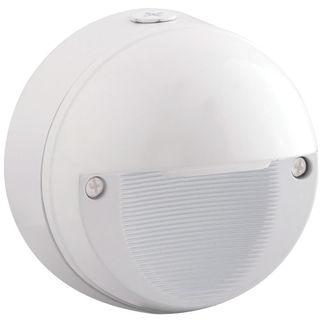 RAB WPLEDR5YW - 5 Watt - LED - Wall Pack - 120/208/240 Volt - White Finish