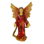 Illuminated - Christmas Nativity Angel - 35.5 in. - Barcana 57-1083-A