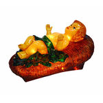 Illuminated - Christmas Nativity Baby Jesus - 8.5 in. - Barcana 57-1083-BJ