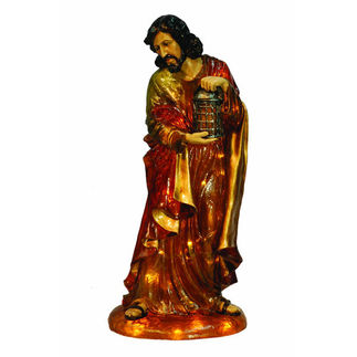 Illuminated - Christmas Nativity Joseph - 32 in. - Barcana 57-1083-J