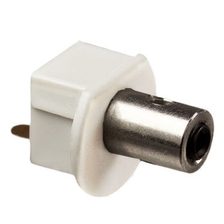 Klus 1435 - Conductive End Cap for Mounting Channel - PDS - O LED Profile - For LED Tape Light