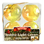 Gold  Festive Light Cover Application