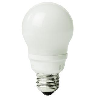 14 Watt - A-Shape CFL - 60 W Equal - 2700K Warm White - Min. Start Temp. -20 Deg. F - 82 CRI - 57 Lumens per Watt - 15 Month Warranty - TCP 21314-27