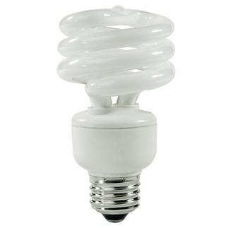 14 Watt Compact Fluorescent CFL 5000K Full Spectrum