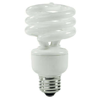 23 Watt - CFL - 100 W Equal - 5000K Full Spectrum - Min. Start Temp. -20 Deg. F - 82 CRI - 65 Lumens per Watt - 15 Month Warranty - TCP 801023-50