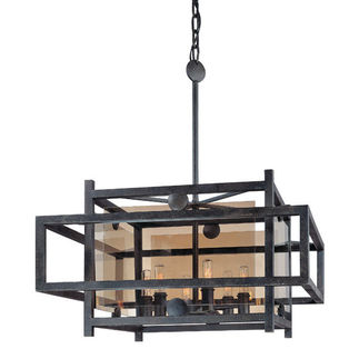 Troy F2496FI - Island Pendant Light - French Iron