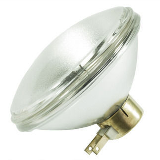 GE 20117 - 200 Watt - Street Light - Narrow Spot - PAR46 - 130 Volt - Medium Side Prong