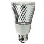 14 Watt - PAR20 CFL - 30 W Equal - 4100K Cool White - Min. Start Temp. -20 Deg. F - 82 CRI - 20 Lumens per Watt - 15 Month Warranty - TCP FC14-PF2041 CFL Flood Light