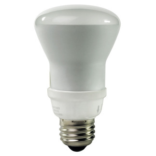 14 Watt - R20 CFL - 50 W Equal - 3500K Halogen White - Min. Start Temp. -20 Deg. F - 82 CRI - 36 Lumens per Watt - 15 Month Warranty - TCP 1R2014-35