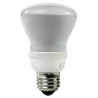 9 Watt - R20 CFL - 25 W Equal - 5100K Full Spectrum - Min. Start Temp. -20 Deg. F - 82 CRI - 33 Lumens per Watt - 12 Month Warranty - TCP 1R2009-51 CFL Flood Light