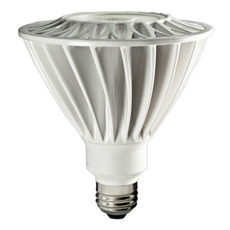 19 Watt - LED - PAR38 - 3000K Warm White - Narrow Flood