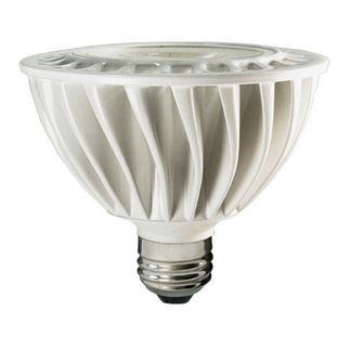 12 Watt - LED - PAR30 - Short Neck - 4100K Cool White - Narrow Flood - 1158 Candlepower - 60 Watt Equal - Dimmable - TCP LED12E26P30S41KFL