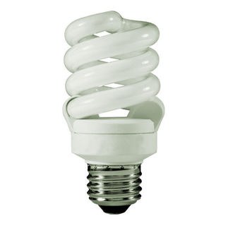 TCP TruStart 58014 - 14 Watt - CFL - 60 W Equal - 2700K Warm White - Min. Start Temp. 0 Deg. F - 82 CRI - 36 Month Warranty