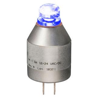 1.5 Watt - Dimmable LED - T5 - G4 Base - Blue - 20 Lumens - 15 Watt Halogen Equal - PLT G4LEDBLU