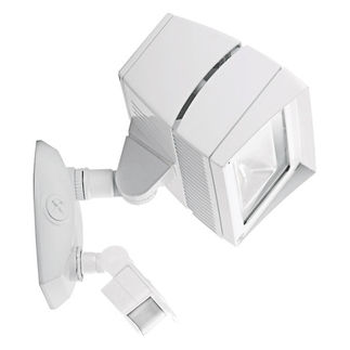 RAB FFLED18NMSW - 18 Watt - LED Security Light - 180° Motion Sensor
