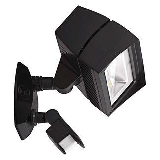 RAB FFLED18YMS - 18 Watt - LED Security Light - 180° Motion Sensor