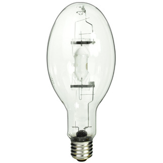 400 Watt - ED37 - Metal Halide - Unprotected Arc Tube - 4000K - ANSI M59/E - Universal Burn - MH 400W/U - TCP 46340